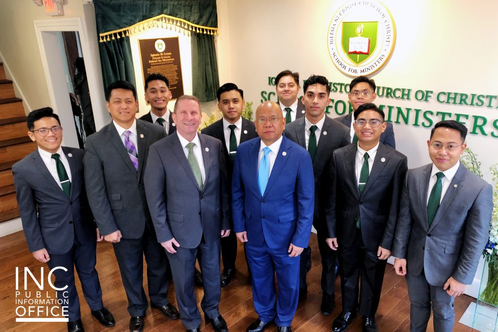 Twenty one students from states across the Northeastern Seaboard will study this year at the new Iglesia Ni Cristo (Church Of Christ) School For Minister to earn their Bachelor of Pastoral Studies and Evangelism (BPSE).