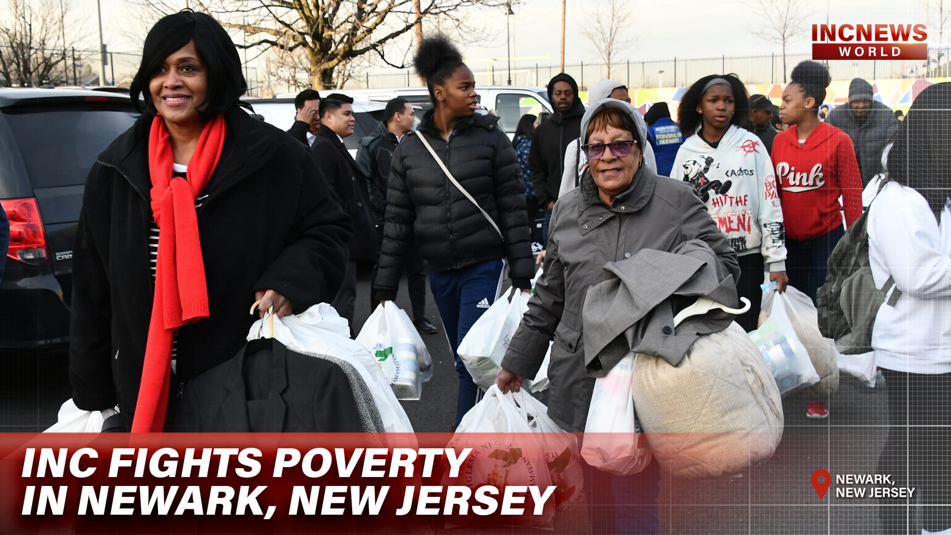 INC Fights Poverty in Newark, New Jersey