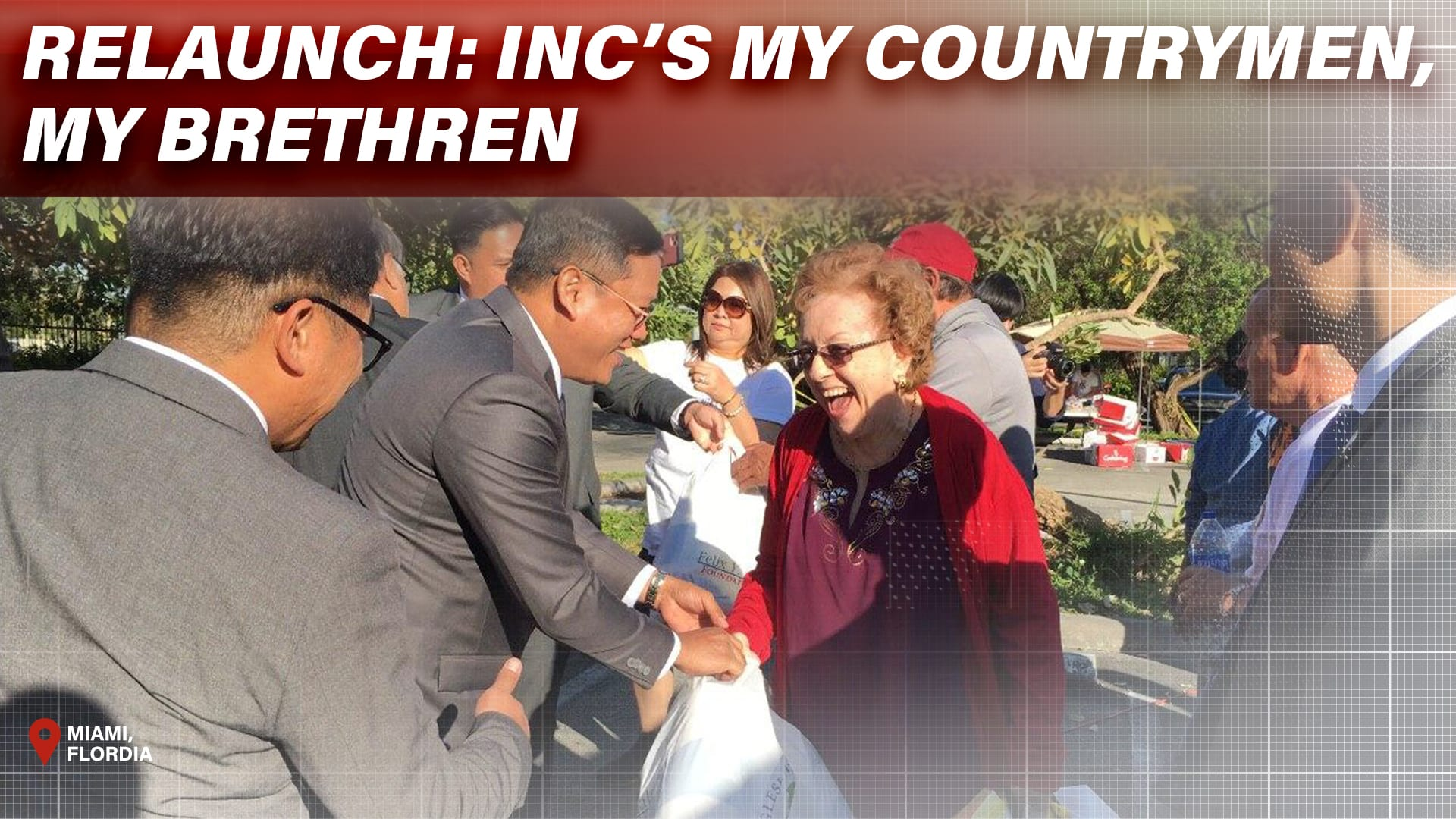 Relaunch: INC's My Countrymen, My Brethren