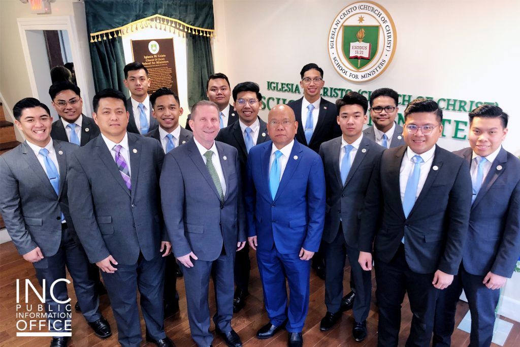 The  Iglesia Ni Cristo (Church Of Christ) School For Ministers is centered in the Philippines, but there are now nine overseas extensions: Washington D.C.; Sacramento, Cali; Corpus Christi, Texas; Ladybrand, South Africa; London, United Kingdom; Rome, Italy; Toronto, Canada;  Sydney, Australia; and now in Johnsonville, Conn.