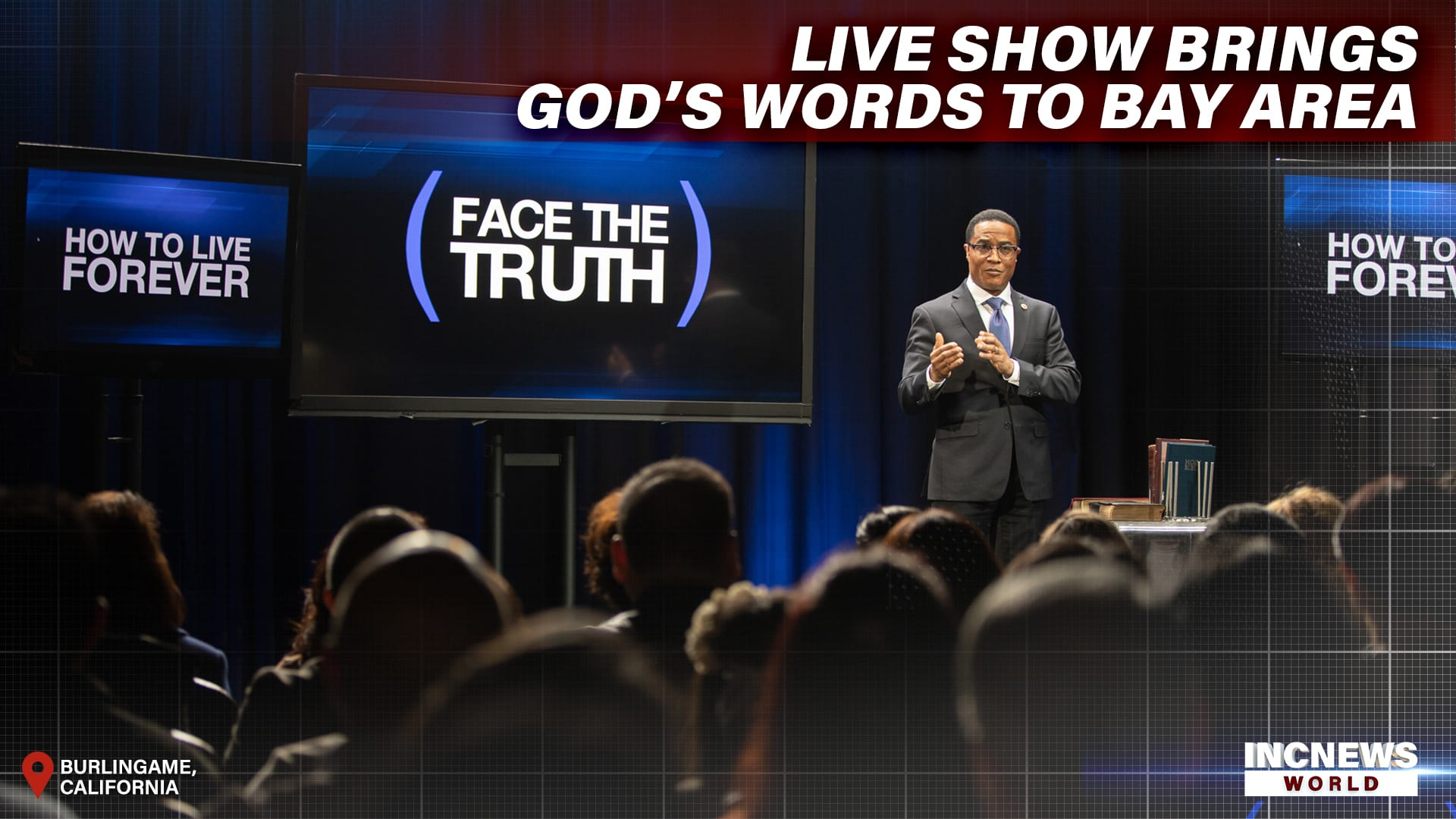 Live Show Brings God's Words to Bay Area