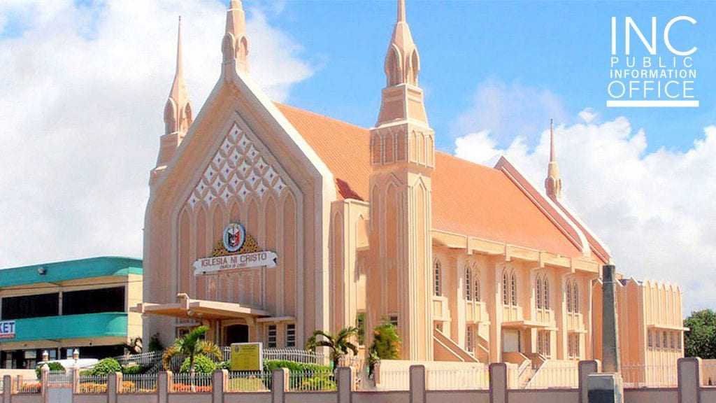 INC house of worship in Harmon, Guam