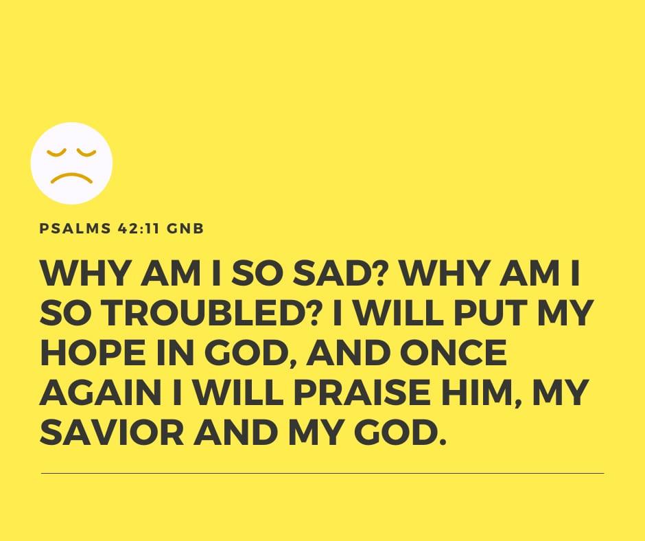 Psalms 42:11 GNB