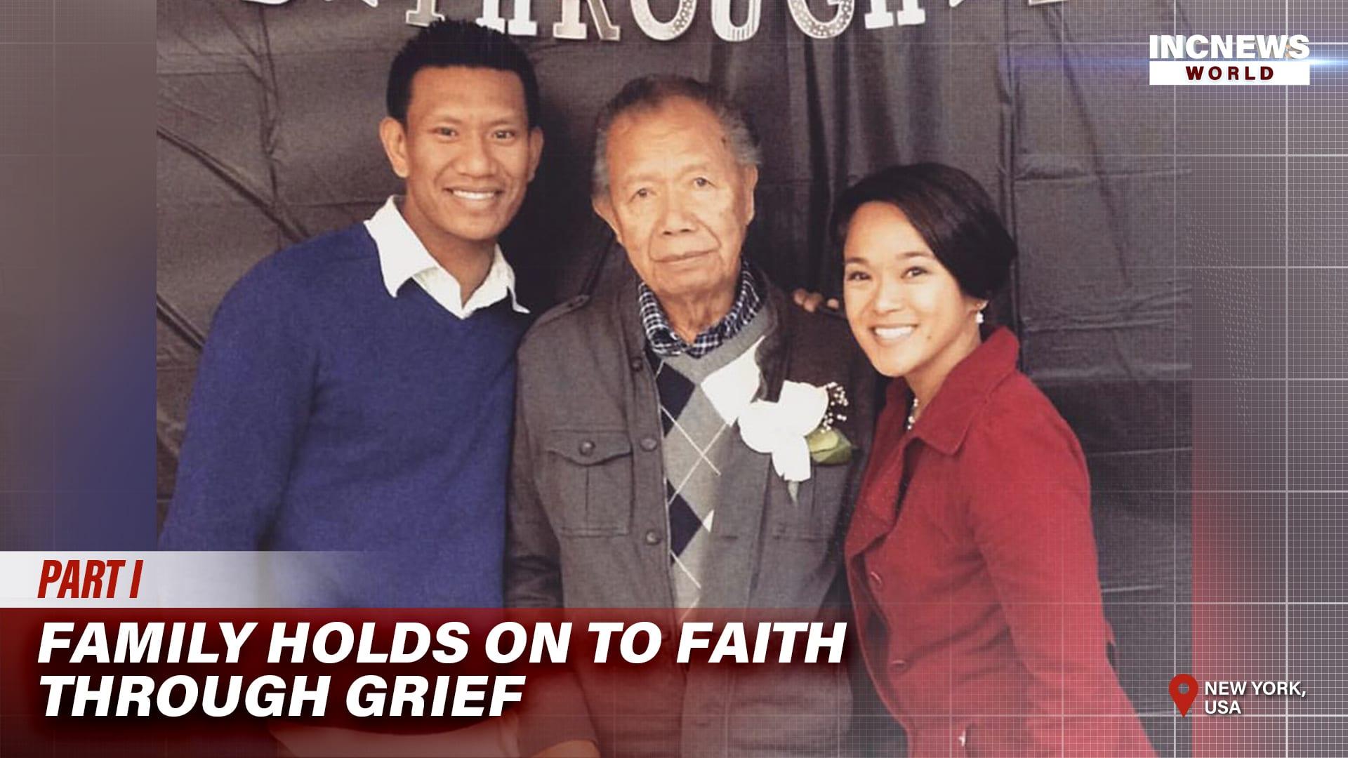 Family Holds on to Faith Through Grief