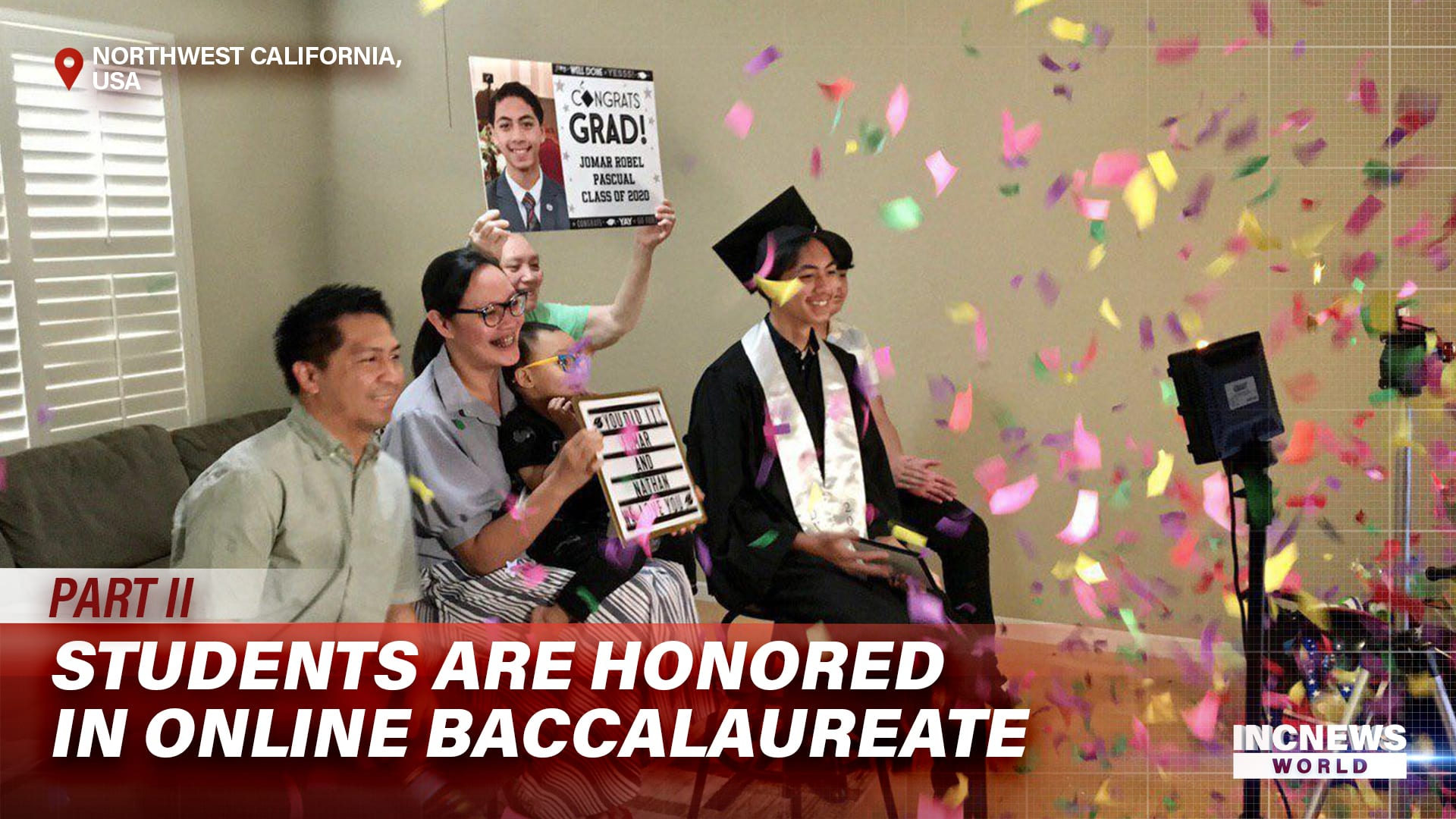 Students Honored in Online Baccalaureate