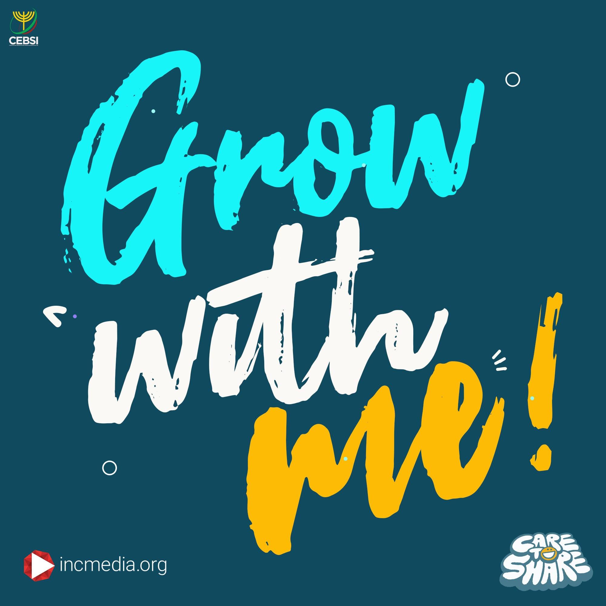 Social Media - Grow with Me