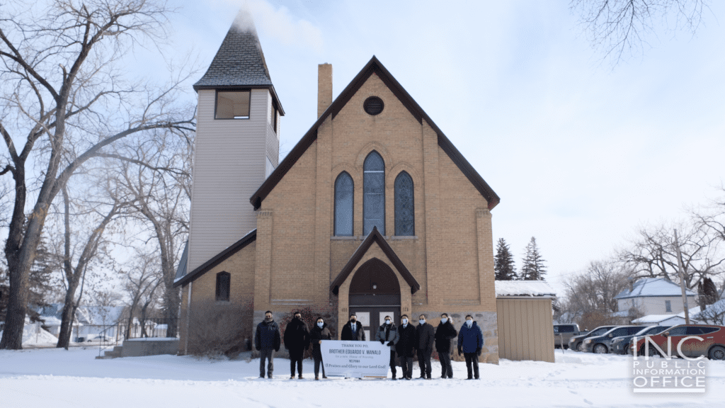 8.On February 12, 2021, the Iglesia Ni Cristo (INC) or Church Of Christ purchased the St.James Anglican Church at the corner of Main Street East and Mountain Avenue in Neepawa. The more-than-a-century structure will undergo renovations to suit the spiritual need of the growing number of brethren in Manitoba.