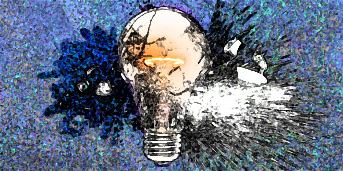 Broken Lightbulbs and Dead Ideas