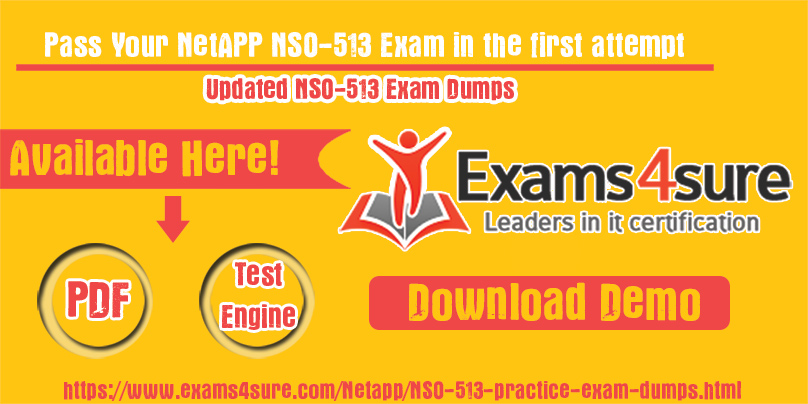 New Ns0 513 Pdf Exam Questions With Free Updates