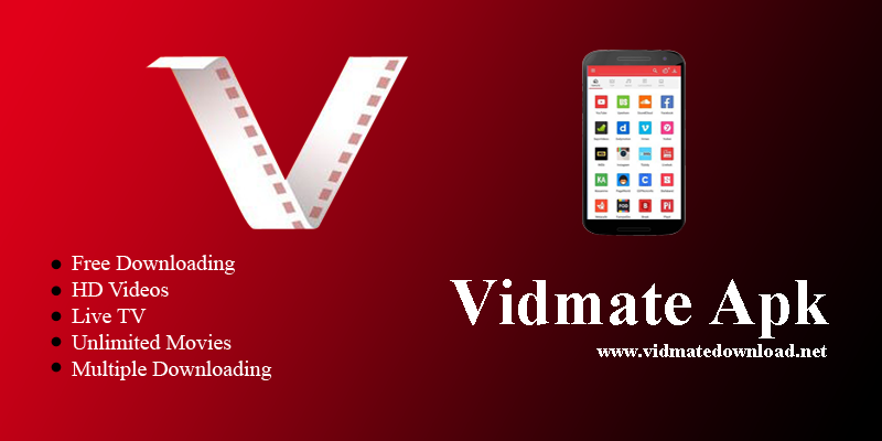 vidmate apps downloading karne wala