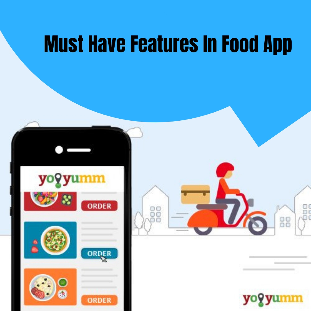 Mobile Food Ordering Apps Are The Future Of Food Delivery