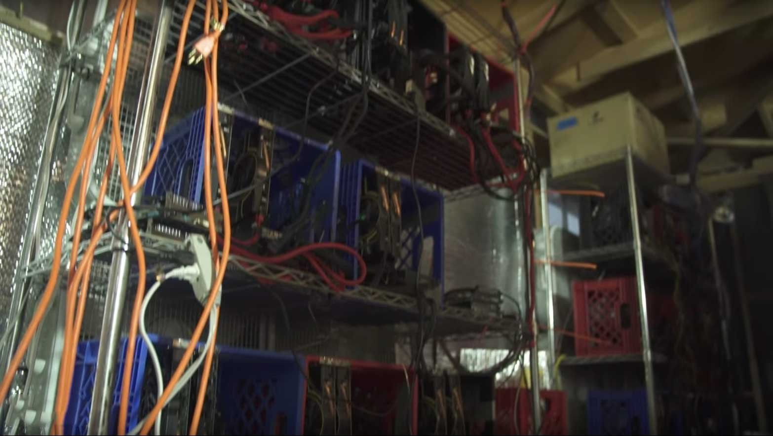 mining operation from silicon valley