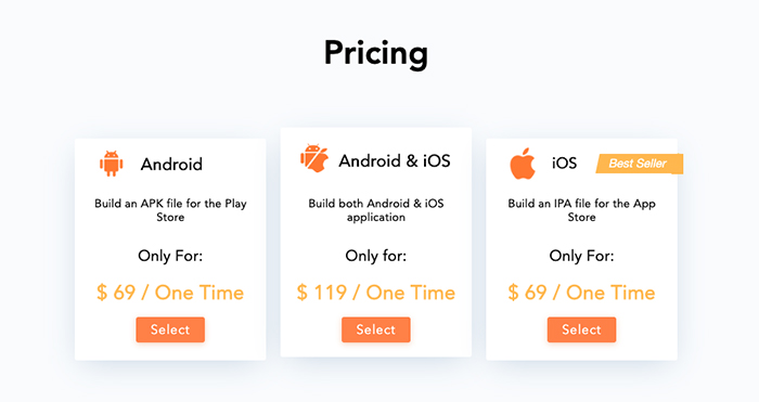 Convertify pricing