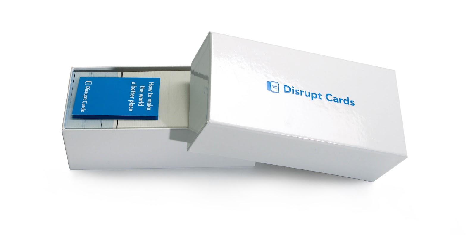 Disrupt Cards