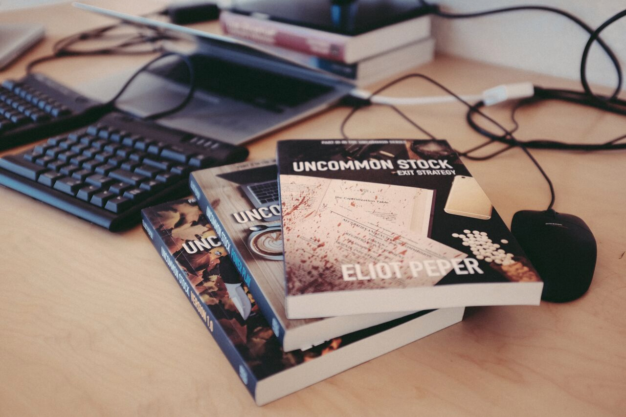 Uncommon Stock: Exit Strategy by Eliot Peper