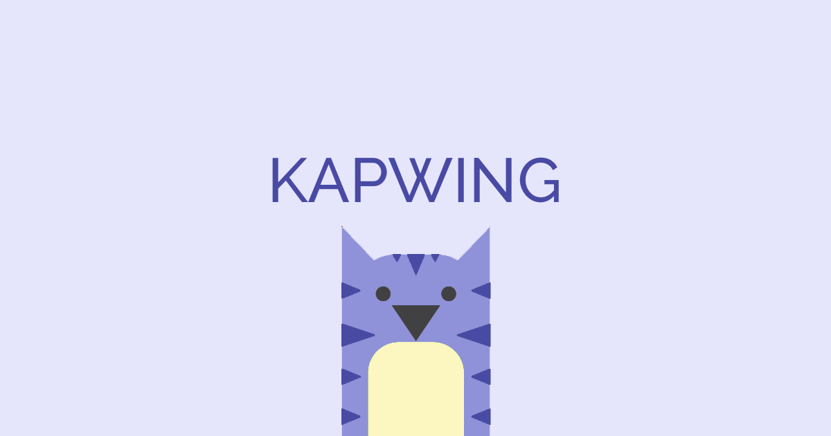 Kapwing, our online meme maker and video editor
