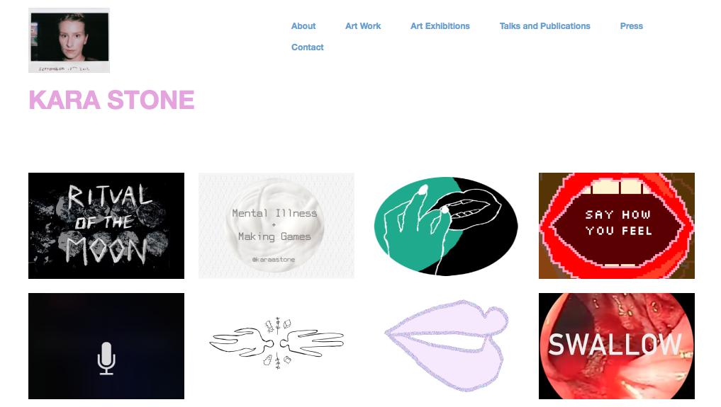 Kara's website