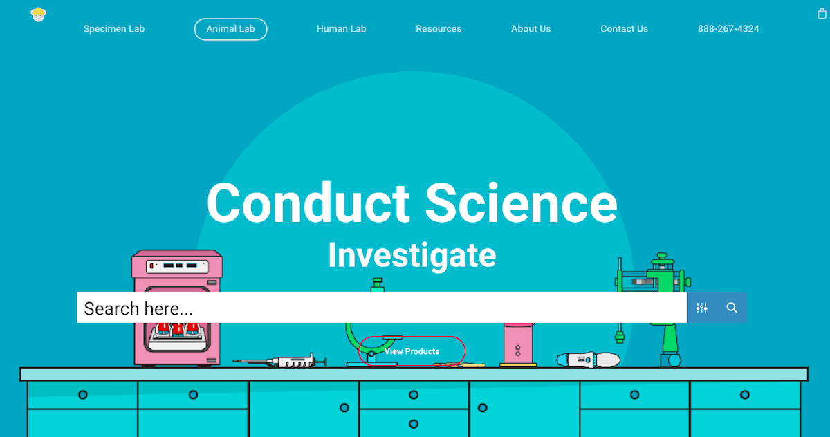 conduct science home