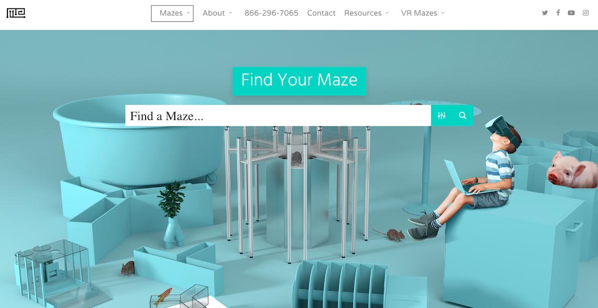 maze engineers home