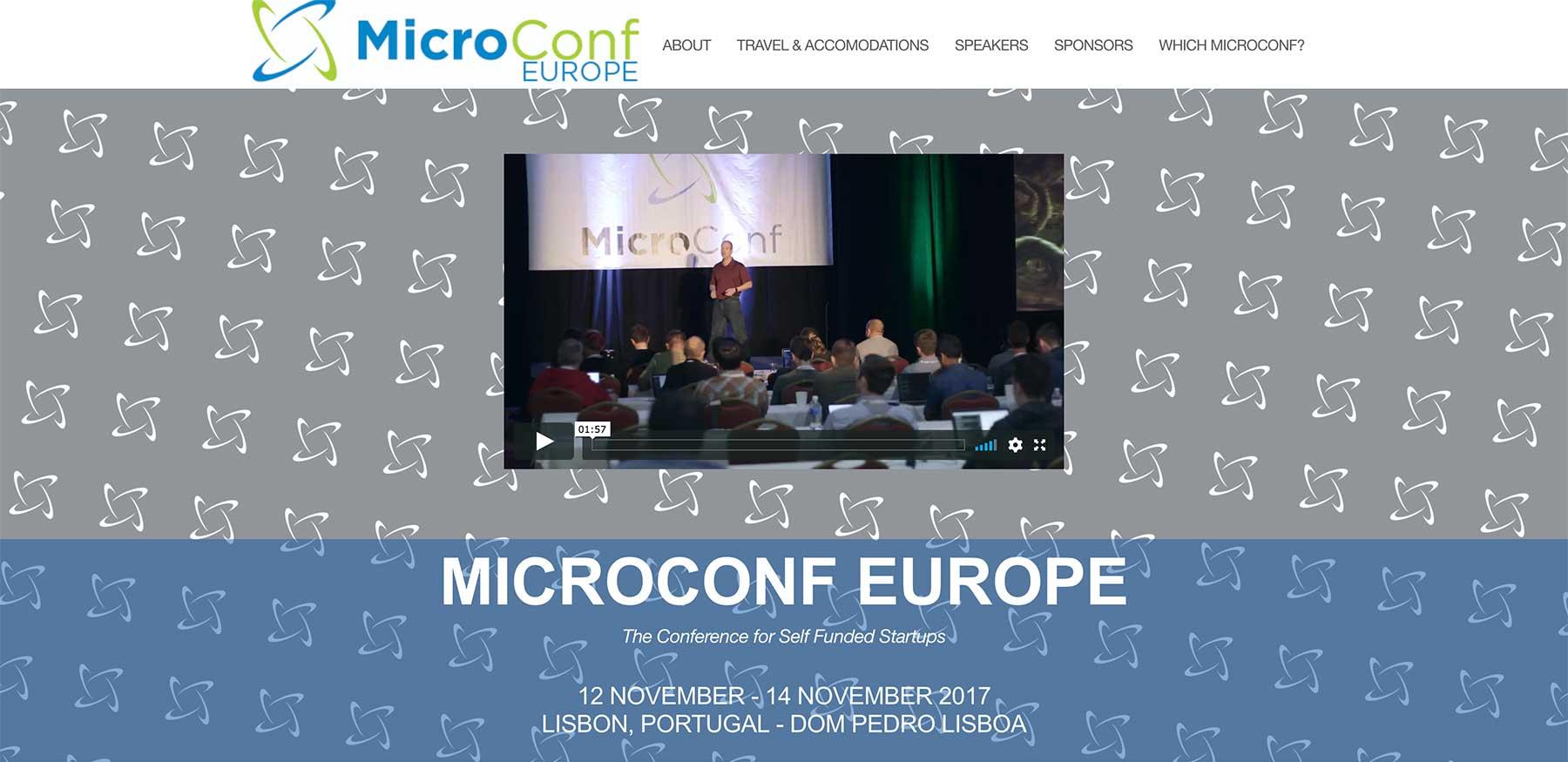 MicroConf Europe