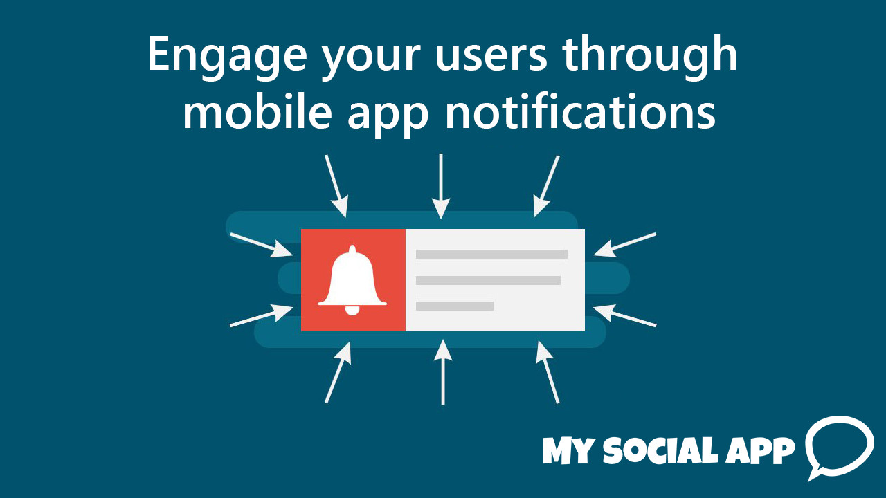 MySocialApp engage!