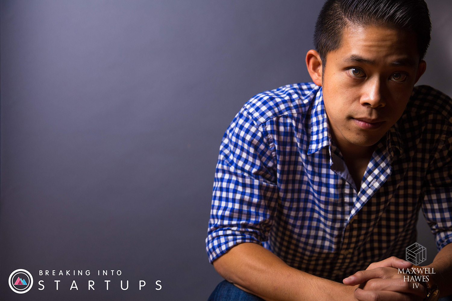 Headshot of Kevin Lee for Breaking Into Startups