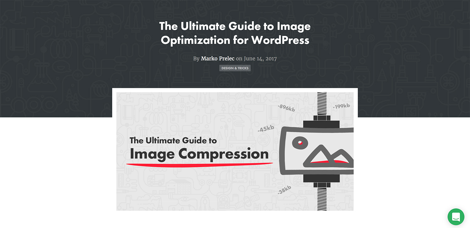 Image Optimization Guide