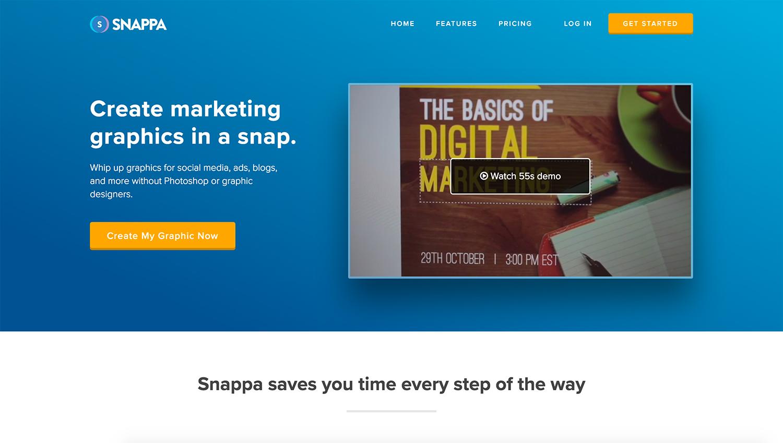 Snappa's Homepage