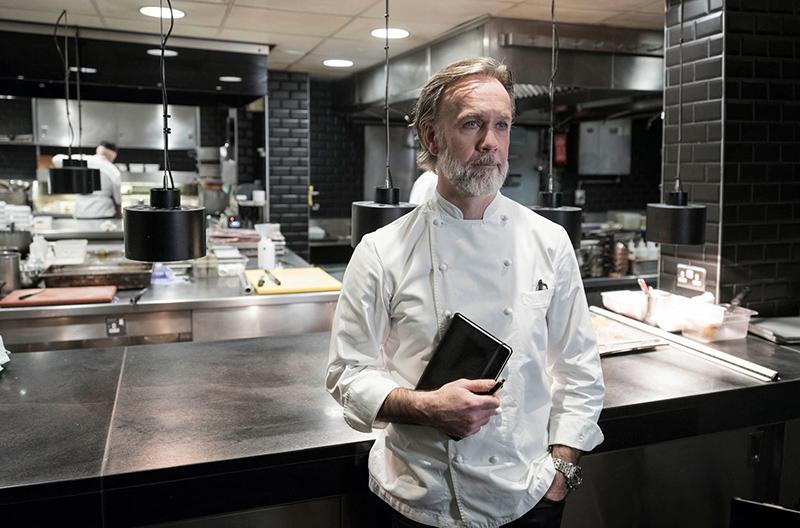 Chef Marcus