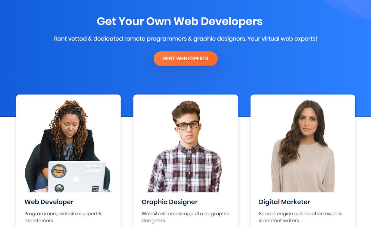 DesignPac homepage