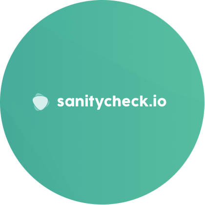 SanityCheck.io Coupons and Promo Code