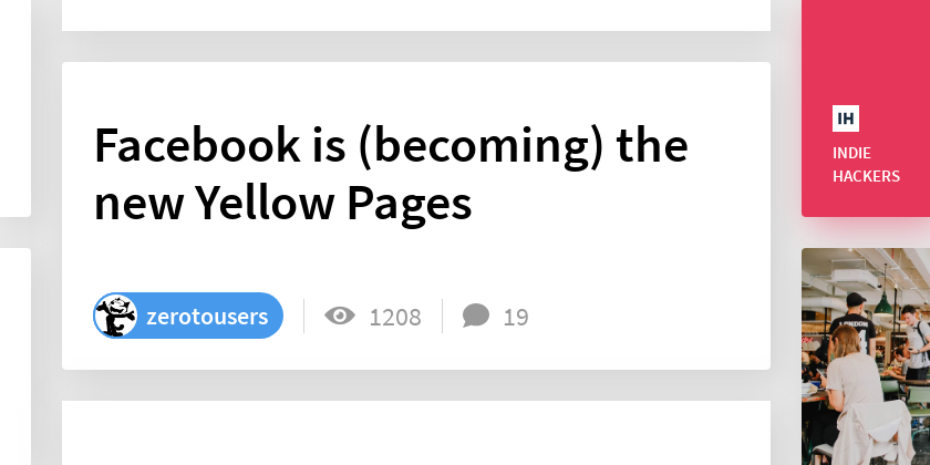 Google is the new Yellow Pages. And now, Facebook wants a piece of the pie as well. This September, the company announced several new features to thei