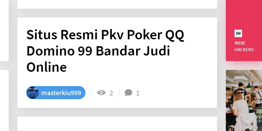 Situs Resmi Pkv Poker Qq Domino 99 Bandar Judi Online