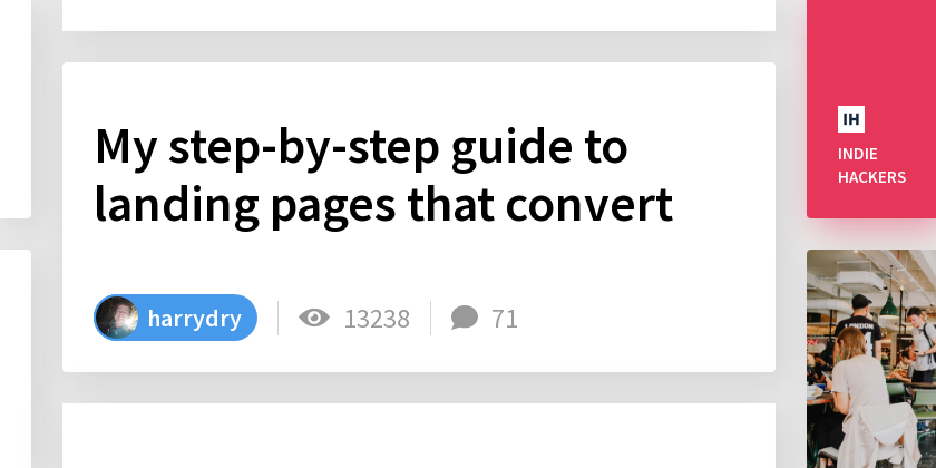 My step-by-step guide to landing pages that convert