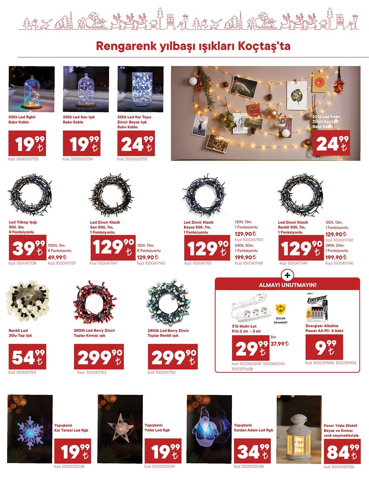 27.11.2020 Koçtaş broşürü 4. sayfa
