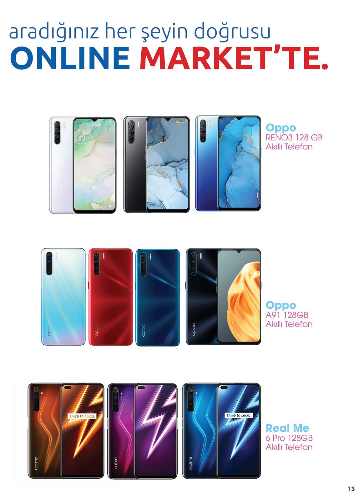 01.01.2021 CarrefourSA broşürü 13. sayfa