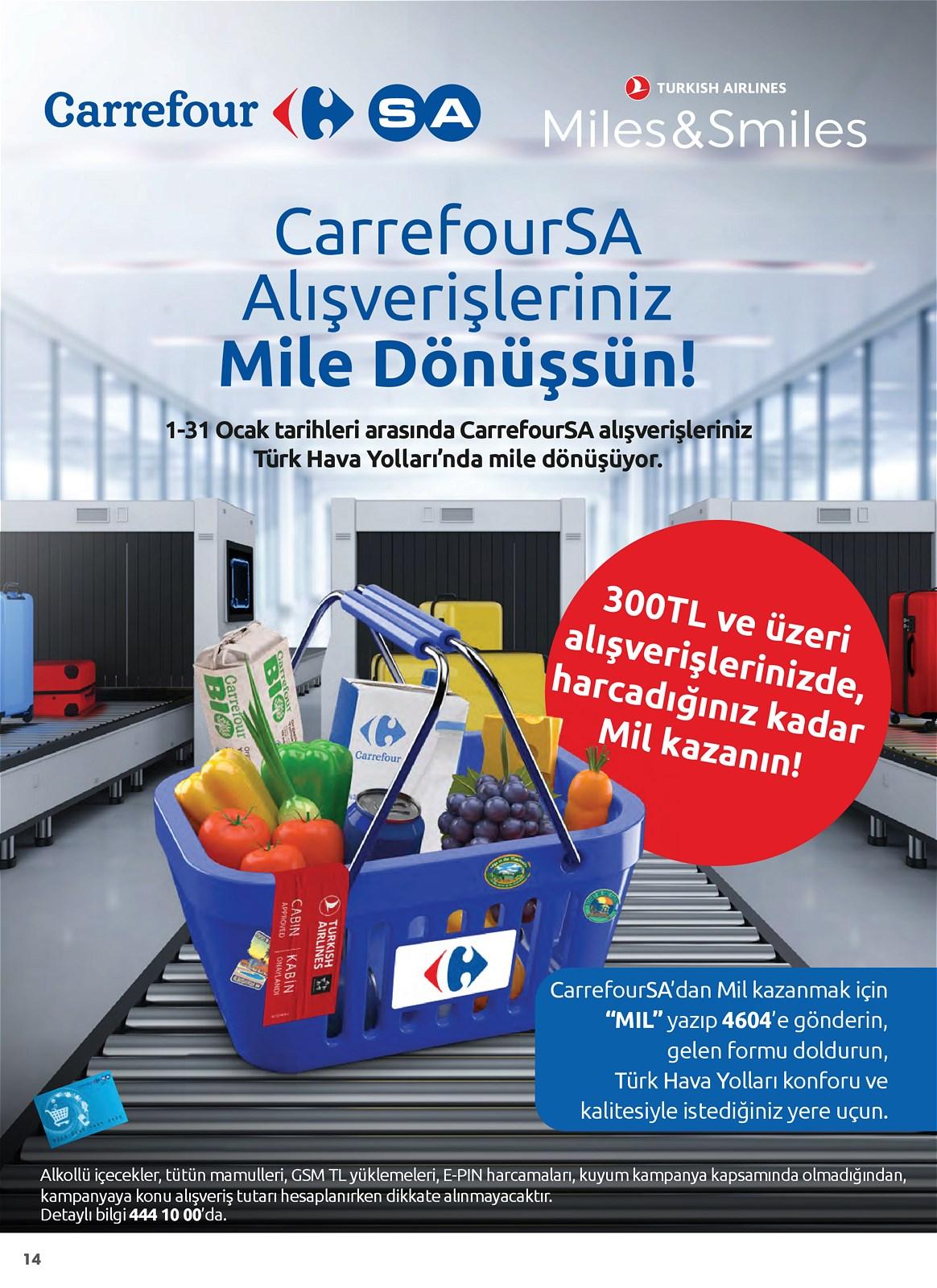01.01.2021 CarrefourSA broşürü 14. sayfa
