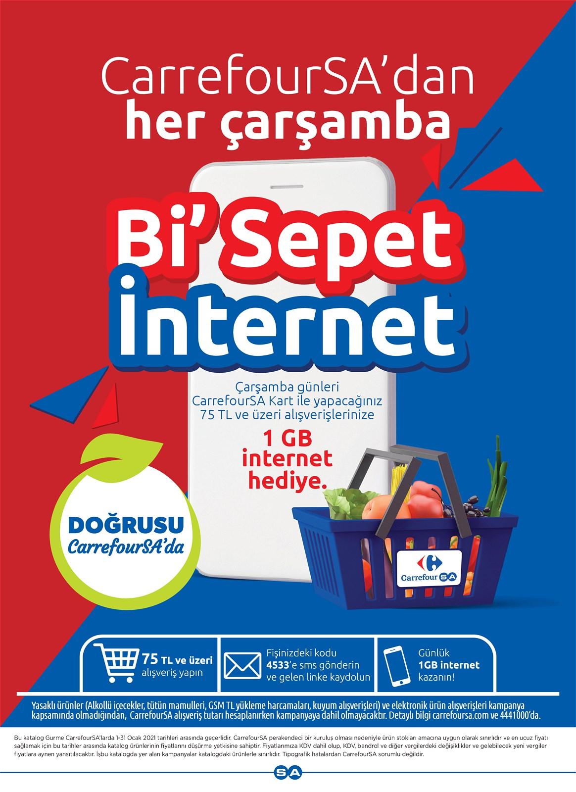 01.01.2021 CarrefourSA broşürü 16. sayfa