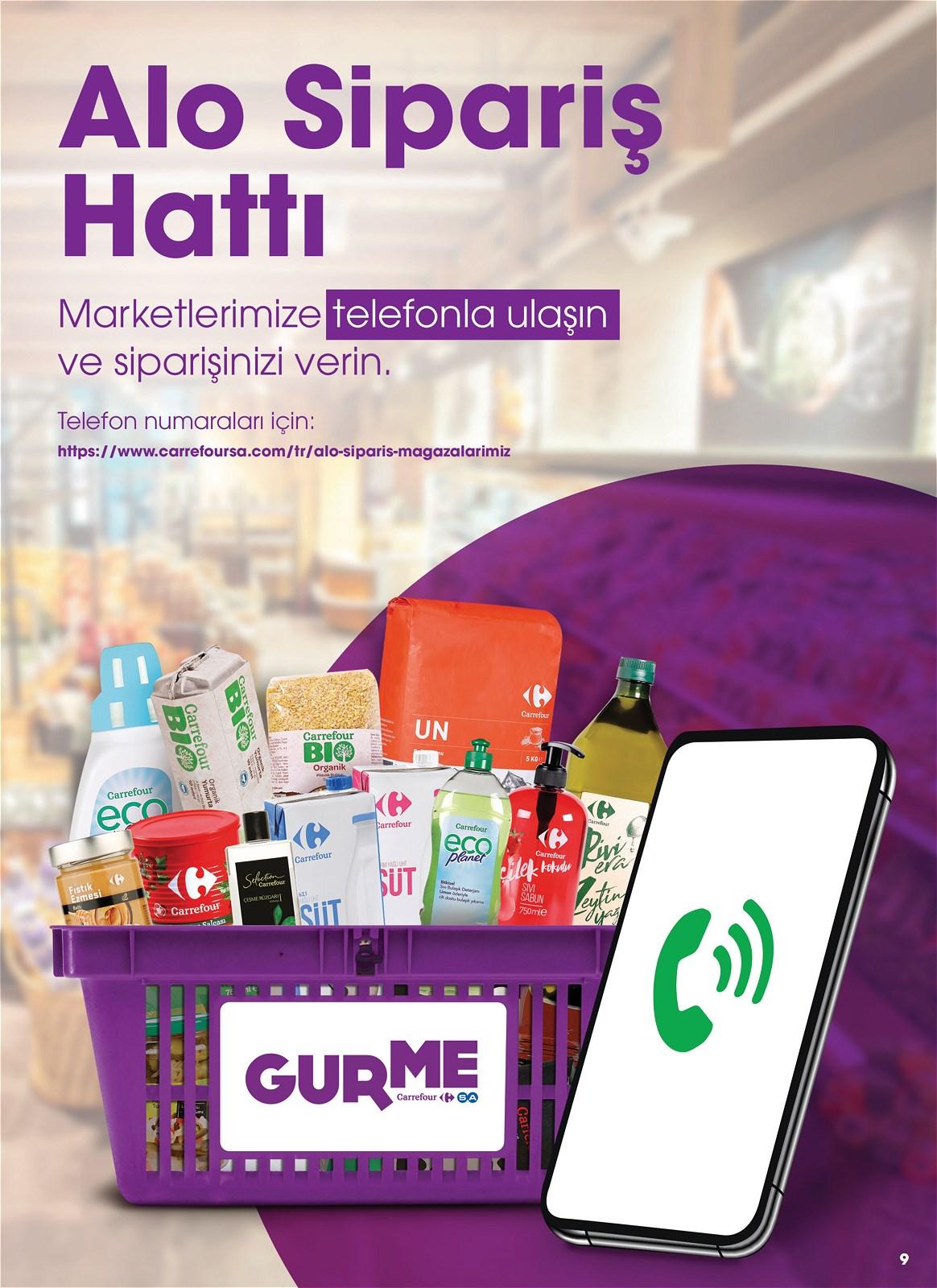 01.01.2021 CarrefourSA broşürü 9. sayfa