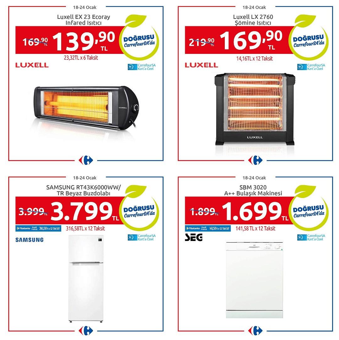 18.01.2021 CarrefourSA broşürü 2. sayfa