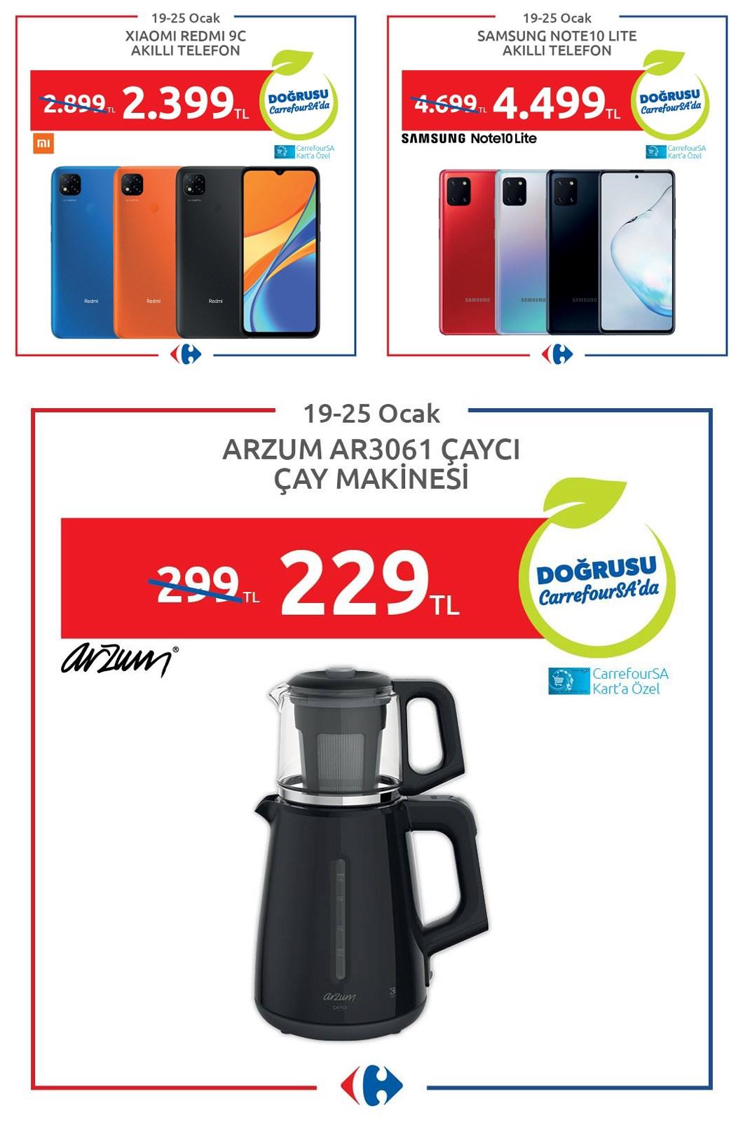 19.01.2021 CarrefourSA broşürü 2. sayfa
