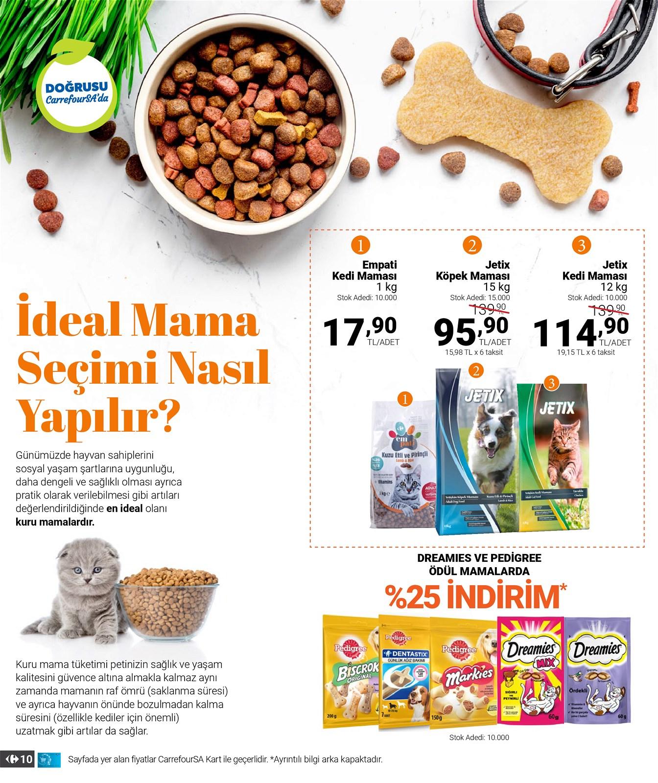 01.04.2021 CarrefourSA broşürü 10. sayfa