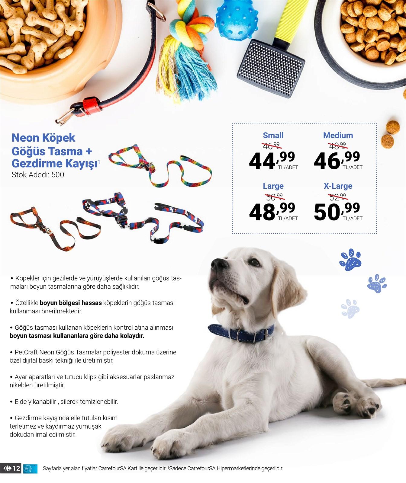 01.04.2021 CarrefourSA broşürü 12. sayfa