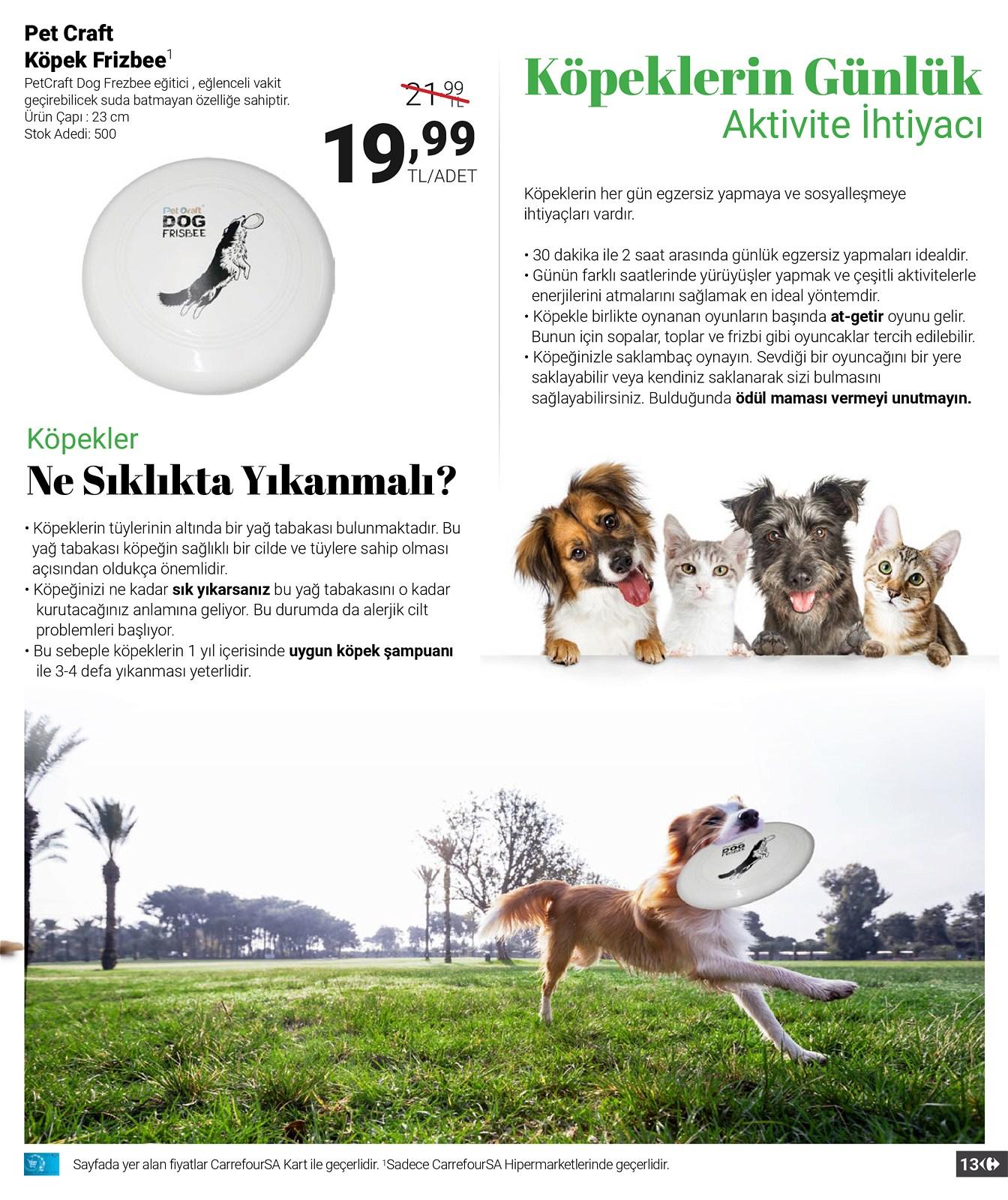 01.04.2021 CarrefourSA broşürü 13. sayfa