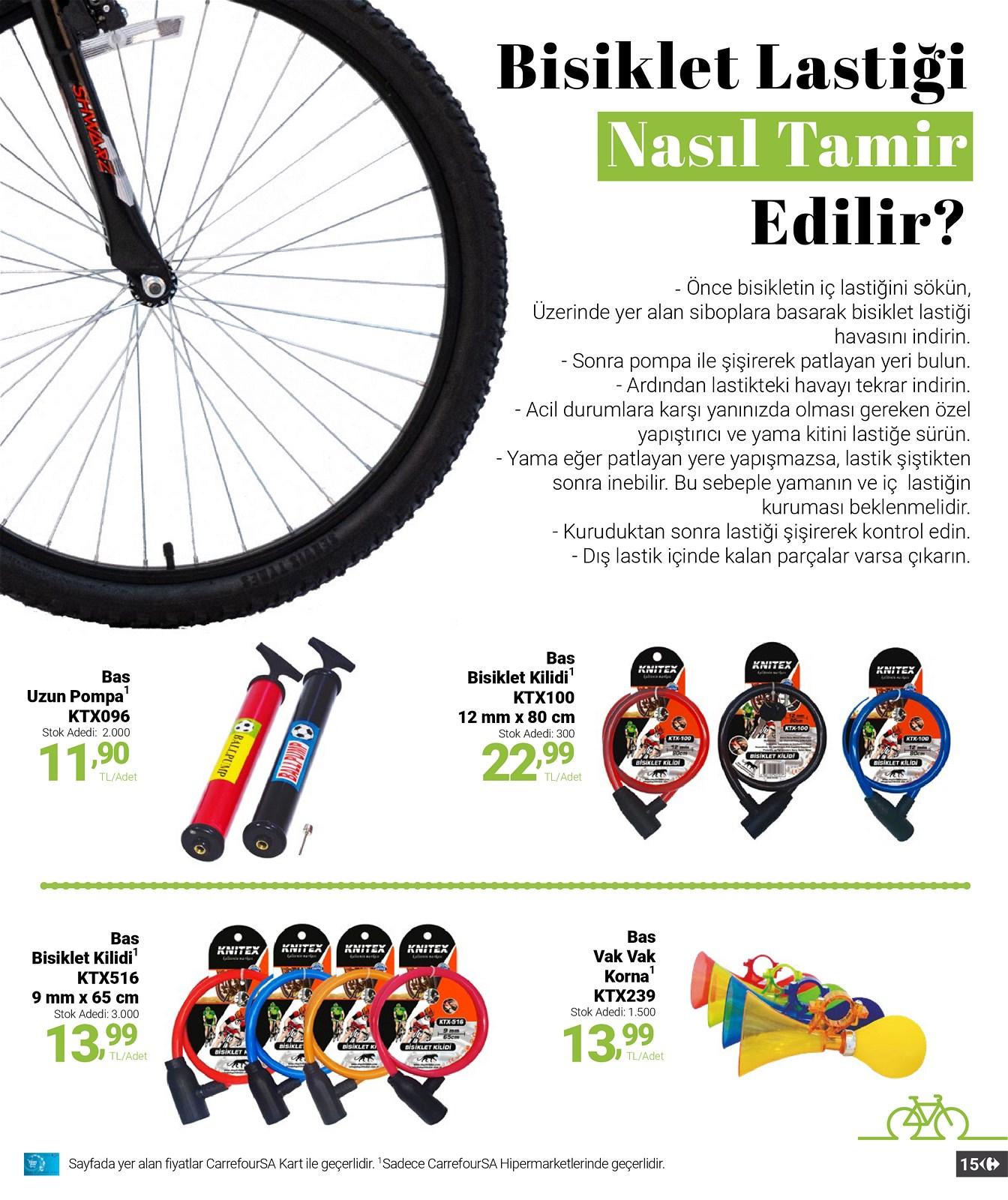 01.04.2021 CarrefourSA broşürü 15. sayfa