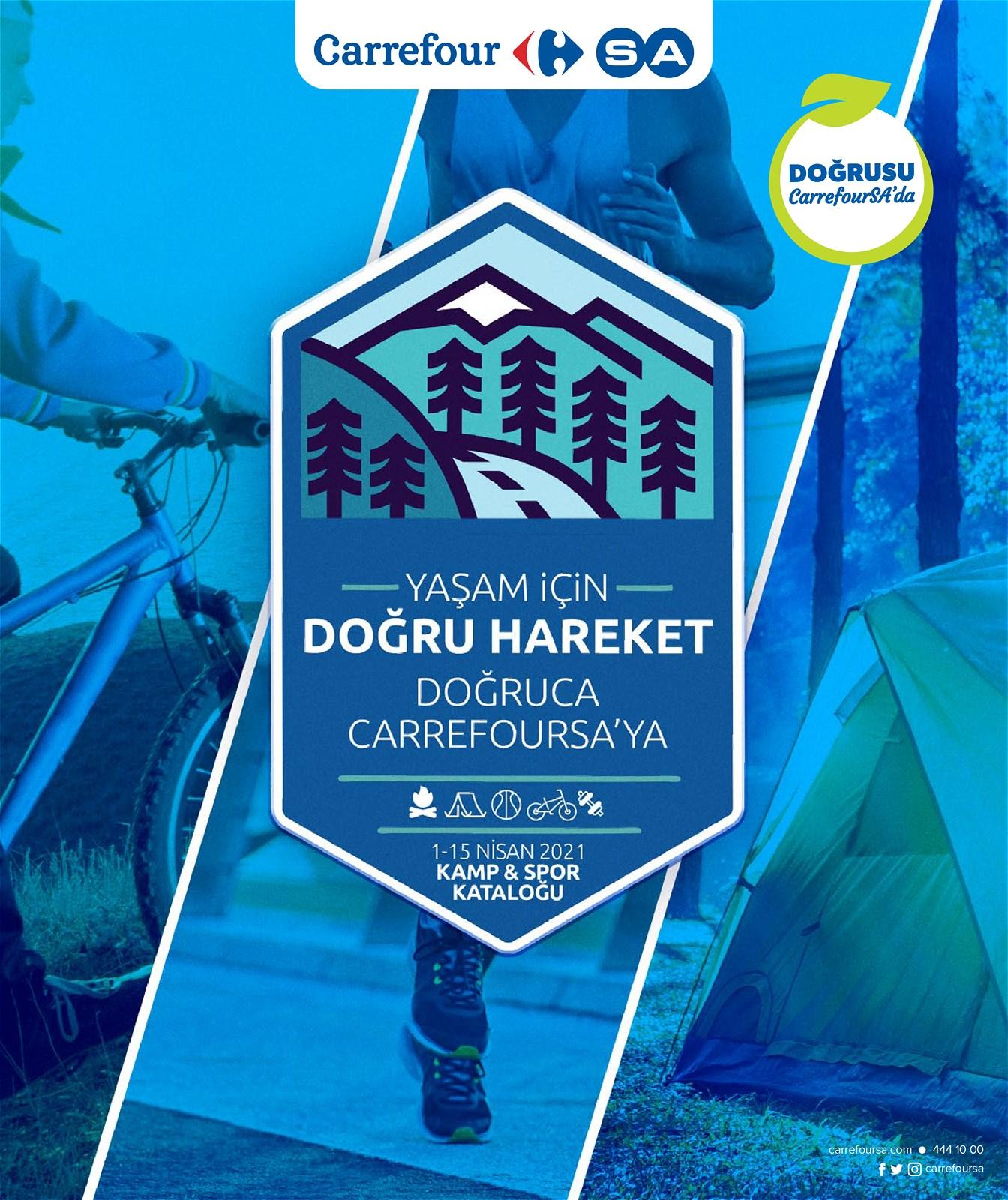 01.04.2021 CarrefourSA broşürü 1. sayfa