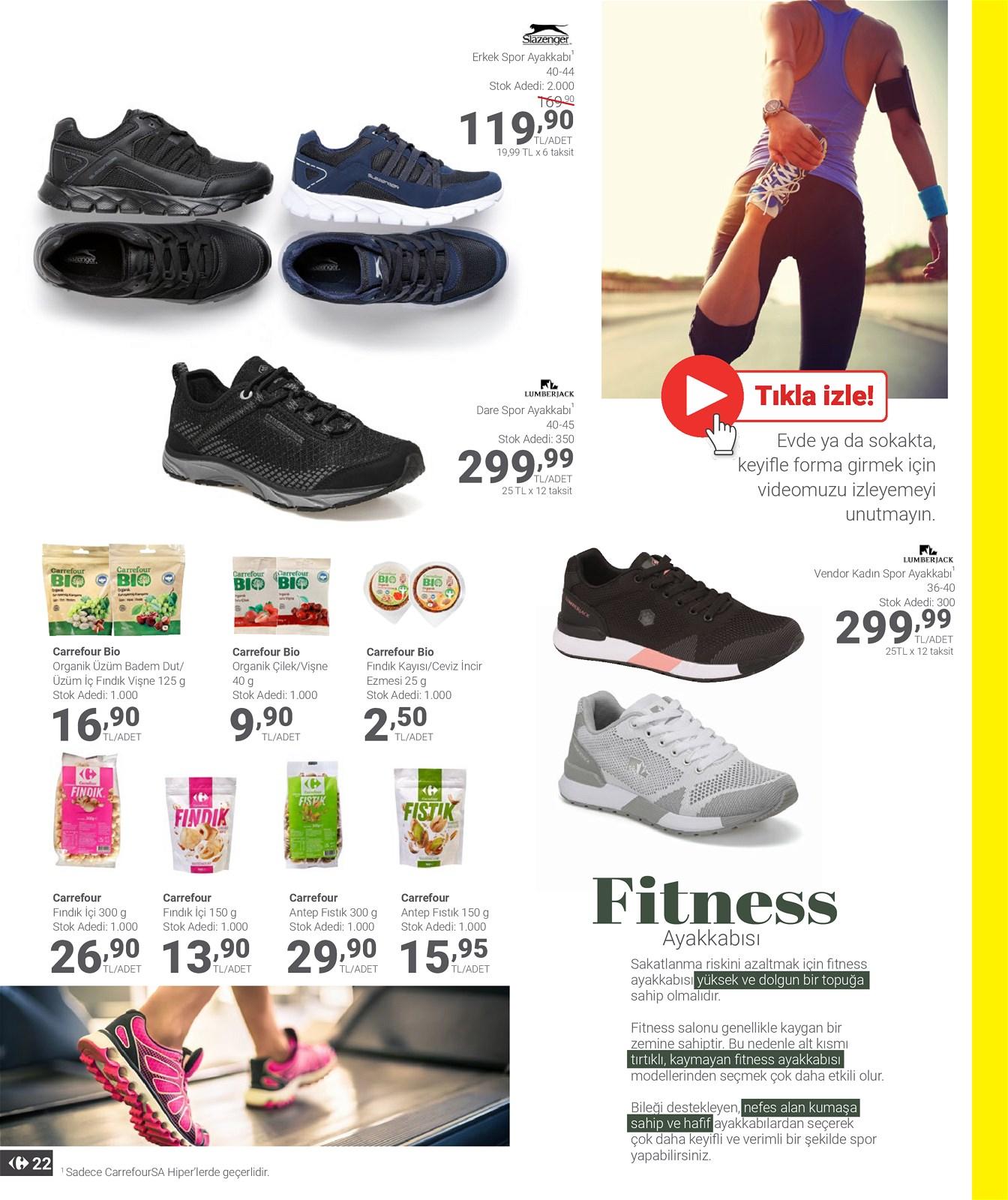 01.04.2021 CarrefourSA broşürü 22. sayfa
