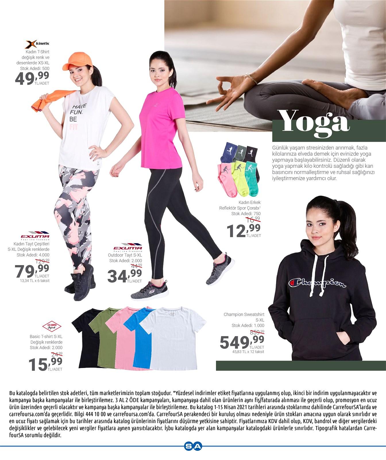 01.04.2021 CarrefourSA broşürü 30. sayfa