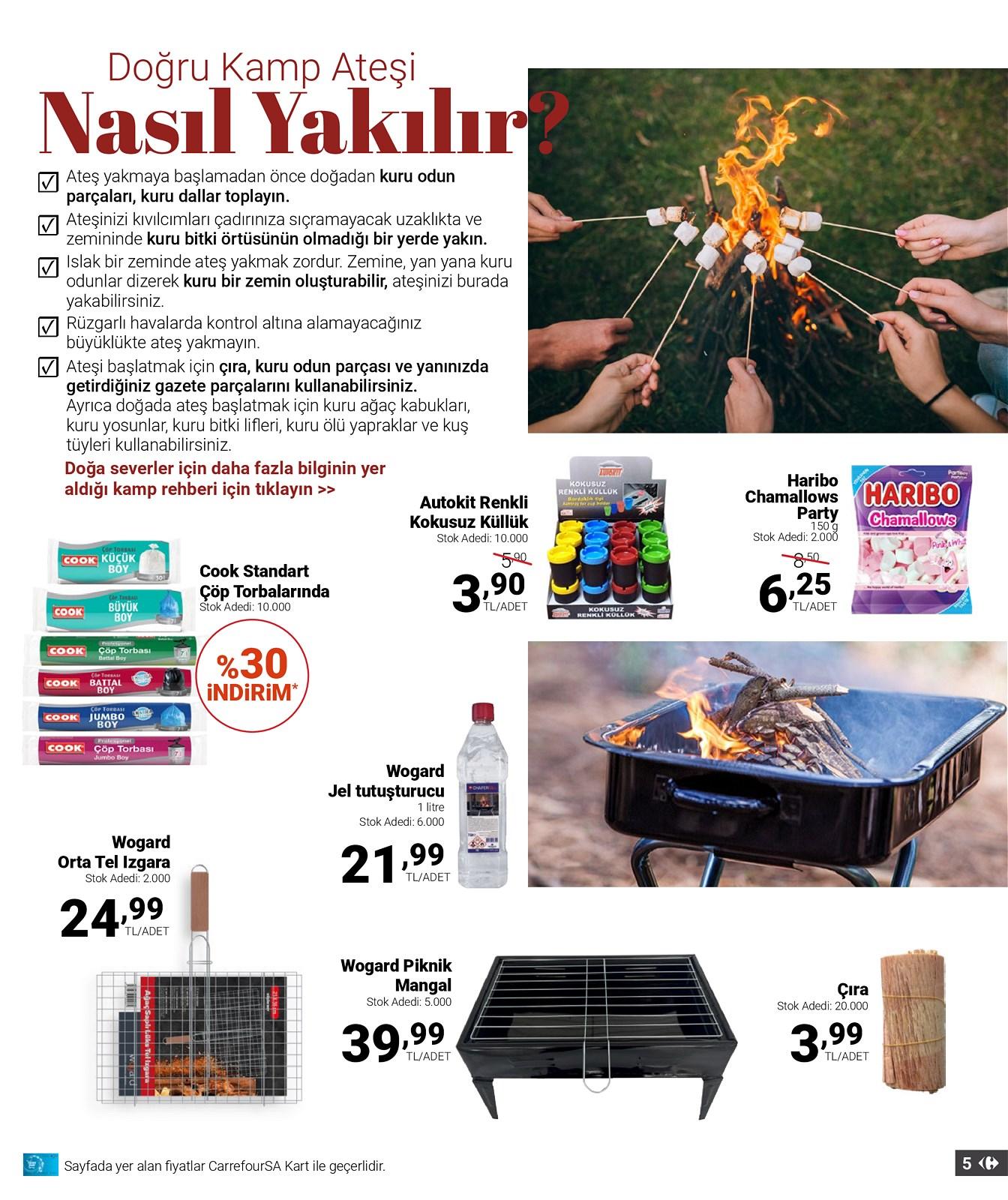 01.04.2021 CarrefourSA broşürü 5. sayfa