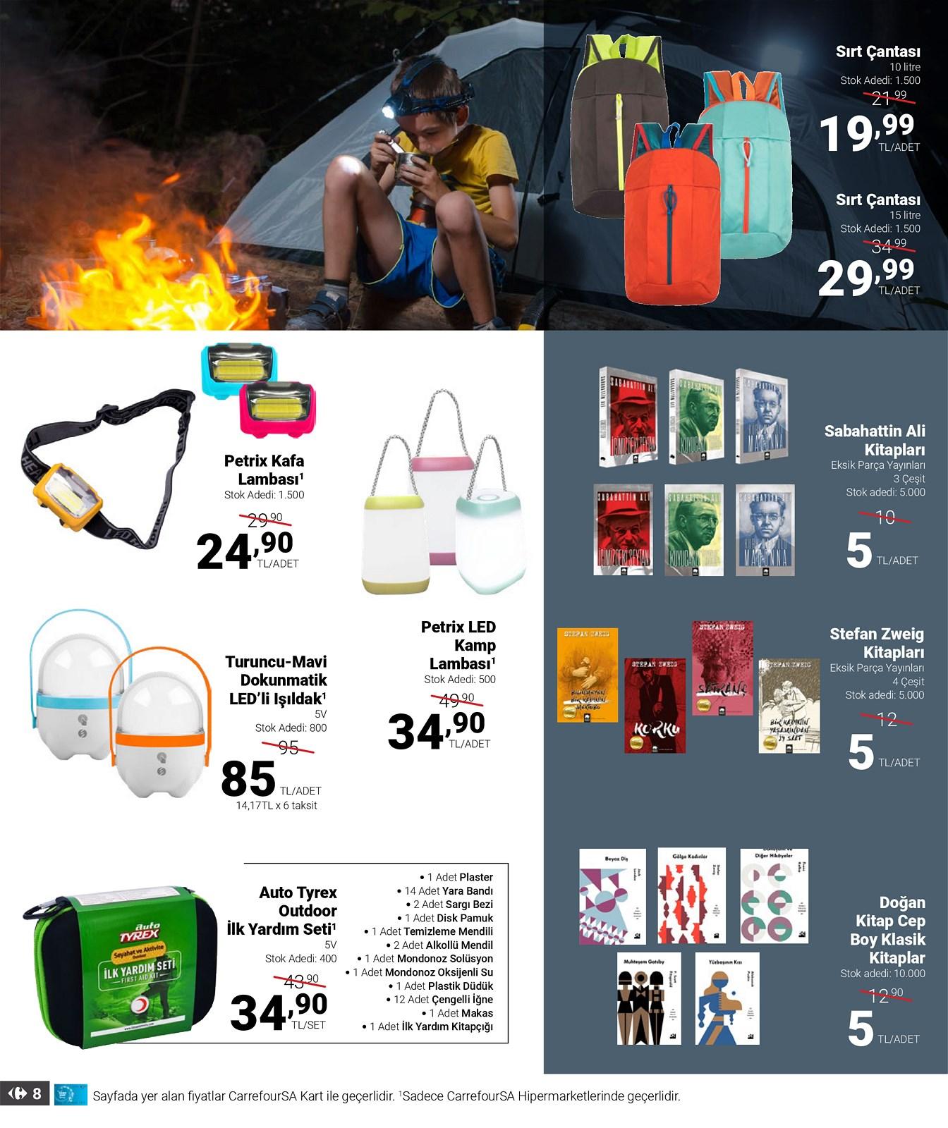 01.04.2021 CarrefourSA broşürü 8. sayfa